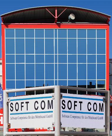 Soft Com Gebäude