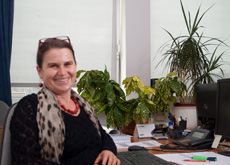 Frau Riegel